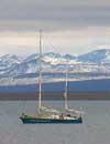 Бухта Демаркейшн, Аляска. Фото из архива экипажа.