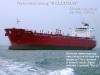 Это тот самый танкер Iver Express, который сумел подойти к нашим ребятам и поднять их на борт вместе с лодкой! Браво, моряки!