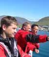 На пароме вдоль Гренландии