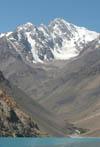 Гора Олимп на Памире