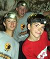 Все вместе!!! Команда Детского Экстремального проекта в первом лагере на пике Ленина 5300 м: для юных альпинистов - это новый рекорд!!!