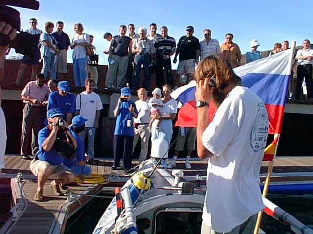 Перед стартом www.fedor2002.ru