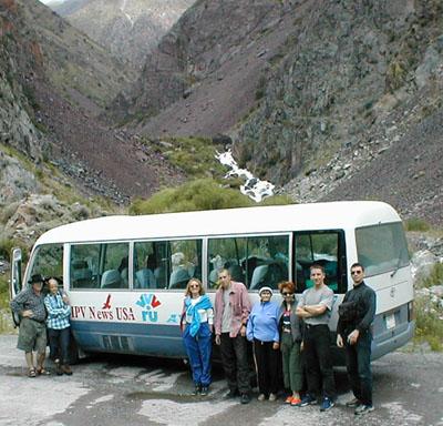 Пройдены первые перевалы, - есть повод сфотографироваться.  http://www.ipvnews.com/rus/