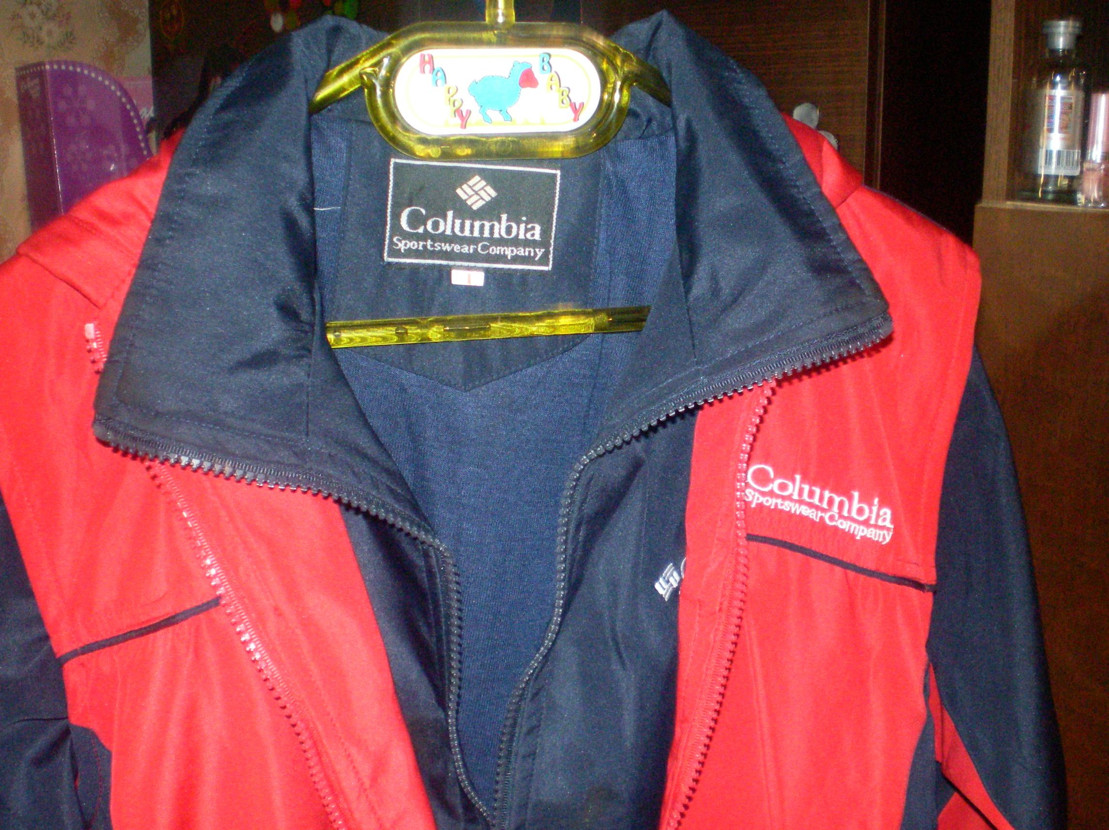 Каталоги Одежда Колумбия