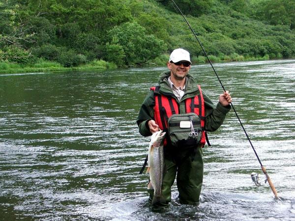 рыболовные туры по горным рекам