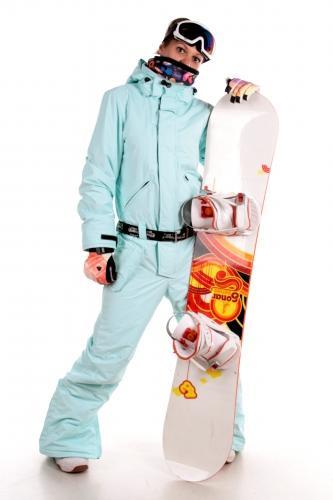 Купить женский костюм для сноуборда
