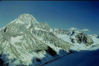 Горы Безенги