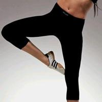 Спортивная одежда: штаны 'Shock Absorber' (Cropped Tight Shock Absorber)