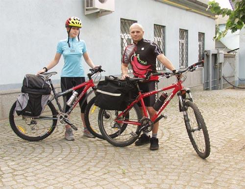 Алена и Борис